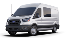 New 2020 Ford Transit-250 Crew Base Van Medium Roof Van 1FTBR1D88LKA06268 in Long Island