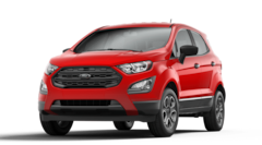 new 2020 Ford EcoSport S Crossover for sale in Cedar Springs