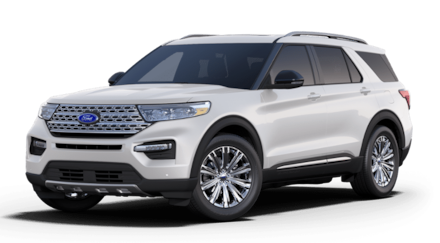 2020 Ford Explorer Limited (DEMO) SUV