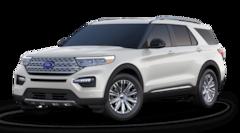 2021 Ford Explorer Hybrid Limited 4WD SUV