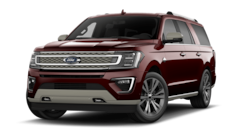 New 2020 Ford Expedition King Ranch Max 4WD SUV for sale in Rochester IN
