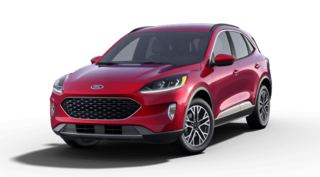 2021 Ford Escape SEL SEL FWD