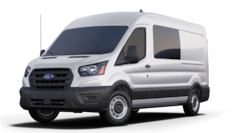 2020 Ford Transit Commercial Crew Van Commercial-truck