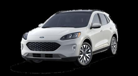 2020 Ford Escape Hybrid Titanium SUV for Sale in Manteca CA