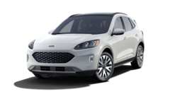 New 2020 Ford Escape Hybrid Titanium SUV in Manteca