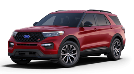 Featured 2021 Ford Explorer ST SUV for sale near you in Lakewood, CO