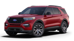 New 2021 Ford Explorer ST SUV for sale near you in Lakewood, CO