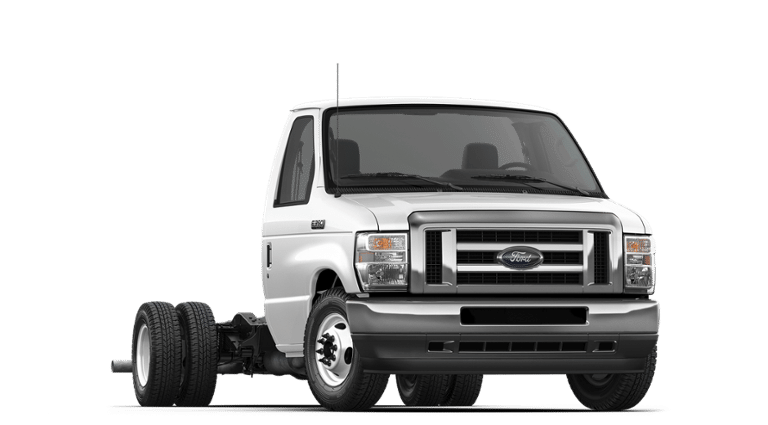 2021 Ford E-350 Cutaway Cab/Chassis