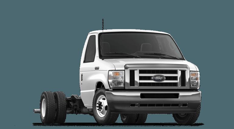Ford E-350 12FT Box Van