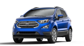 New 2020 Ford EcoSport SE Crossover in Coon Rapids, IA