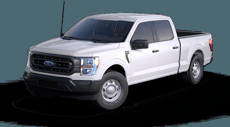 2021 Ford F-150 2WD SuperCrew 5.5 Box