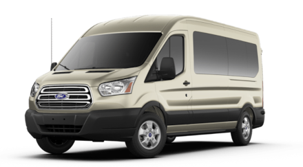 2019 Ford Transit Commercial XLT Passenger Wagon Commercial-truck