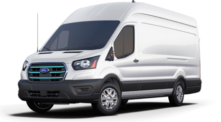 2022 Ford E-Transit W3X - Cargo Van Commercial-truck