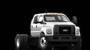 2019 Ford F-750 Gas Base Truck Regular Cab