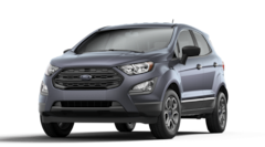 New 2020 Ford EcoSport S SUV MAJ3S2FE6LC332586 near San Francisco