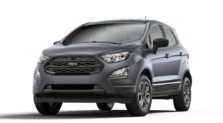 New 2020 Ford EcoSport S Sport Utility in Susanville, near Reno NV