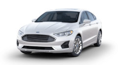New 2020 Ford Fusion Hybrid SEL Sedan in Pulaski, NY