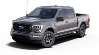 2021 Ford F-150 XLT 4WD Supercrew 5.5 BO Truck SuperCrew Cab