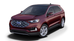New 2020 Ford Edge SEL Crossover 40091F in Hayward, WI