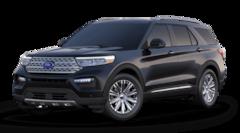 New 2021 Ford Explorer Limited SUV Utica, NY