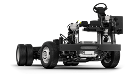 2020 Ford F-53 Motorhome Chassis Truck