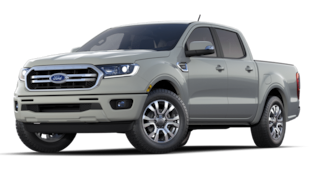 2021 Ford Ranger LARIAT 2WD SuperCrew 5 Box