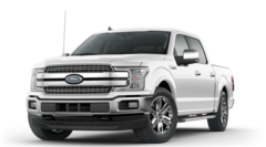 DYNAMIC_PREF_LABEL_SITEBUILDER_FORD_TRUCKS_BROOKLYN_MI_1_INVENTORY_LISTING1_ALTATTRIBUTEBEFORE 2020 Ford F-150 Lariat Truck brooklyn mi