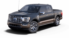New 2021 Ford F-150 3.5L PowerBoost Hybrid 4x4 SuperCrew Truck for sale in Rochester IN