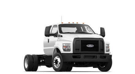 2022 Ford F-650 Gas Base Commercial-truck