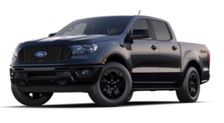 2020 Ford Ranger XLT 4WD Supercrew 5 Box truck