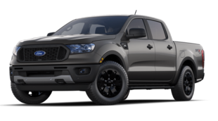 2021 Ford Ranger XL Cab; Super Crew