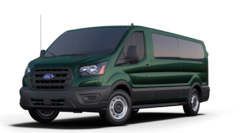 New 2020 Ford Transit-350 Passenger XL Wagon Low Roof Van in Livermore, CA