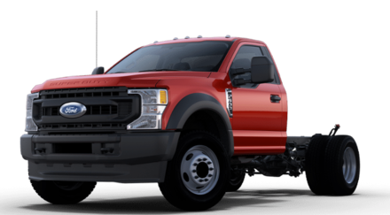 2021 Ford Chassis Cab F-600 XL Commercial-truck