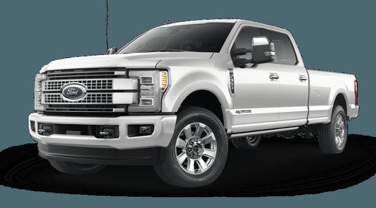 2019 Ford Superduty F-350 Platinum Truck