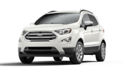 New 2021 Ford EcoSport SE SUV Hutchinson