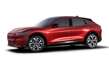 2021 Ford Mustang Mach-E SUV