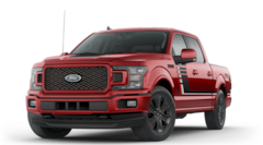 New 2020 Ford F-150 Lariat Truck 1FTEW1E40LFB77154 in Rochester, New York, at West Herr Ford of Rochester
