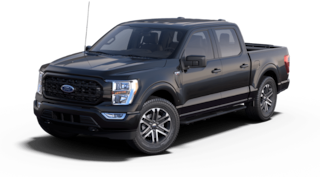 New 2021 Ford F-150 XL Truck SuperCrew Cab for sale near Boston MA at Muzi Ford