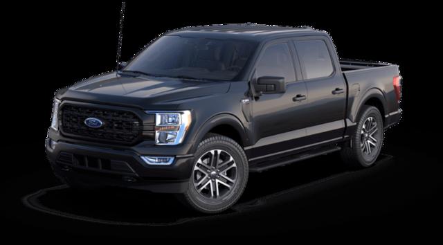 New 2021 Ford F-150 XL Truck SuperCrew Cab for sale near Boston MA at Muzi Ford