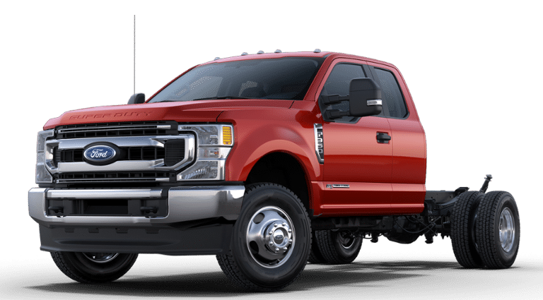 2021 Ford Chassis Cab F-350 XLT Truck Super Cab