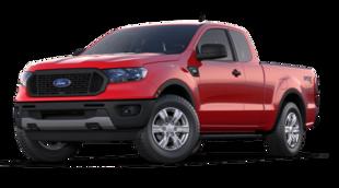 2020 Ford Ranger STX 4WD SuperCab 6 Box