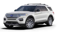 2020 Ford Explorer Limited SUV near Charleston, SC