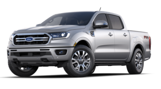 New 2021 Ford Ranger Lariat Truck SuperCrew Klamath Falls, OR