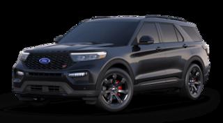 2021 Ford Explorer ST SUV 1FM5K8GC4MGC22693
