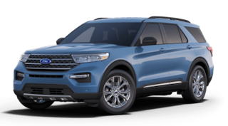 new 2020 Ford Explorer XLT SUV for sale in bedford in