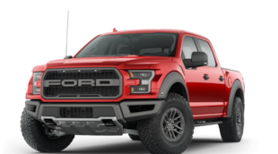 2020 Ford F-150 Raptor Crew Cab Pickup
