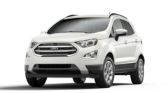 New 2020 Ford EcoSport SE Crossover for sale in Fulton, MS
