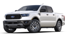 2020 Ford Ranger 4WD 5ft Box Truck SuperCrew