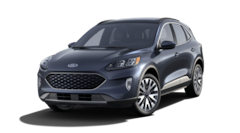 New 2020 Ford Escape Hybrid Titanium SUV in Rye, NY