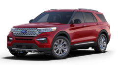 2021 Ford Explorer Limited SUV for sale near Florence, AZ